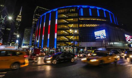 NHL常规赛-纽约游骑兵队 vs 温哥华法裔加拿大人门票价格及球票预定