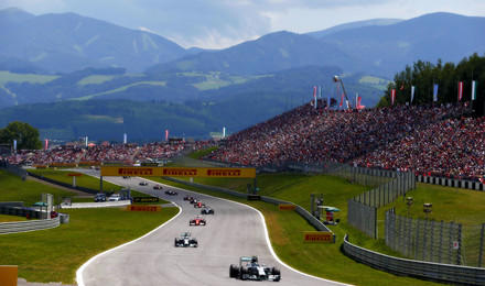 2020F1-奥地利大奖赛:单日赛(周末)门票价格及球票预定