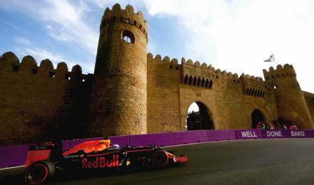 2020F1-Azerbaijan Grand Prix门票价格及球票预定