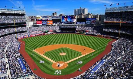 MLB常规赛-纽约洋基 vs 多伦多蓝鸟门票价格及球票预定