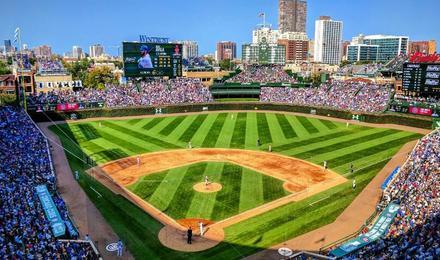 MLB常规赛-芝加哥小熊 vs 旧金山巨人门票价格及球票预定