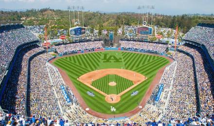 MLB常规赛-洛杉矶道奇 vs 多伦多蓝鸟门票价格及球票预定