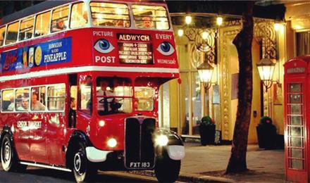 2号线A:英国伦敦决赛之旅