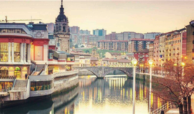 7号线:西班牙毕尔巴鄂德国慕尼黑双赛之旅